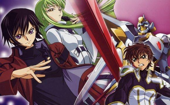 [OVA-2] / Код Гиас: