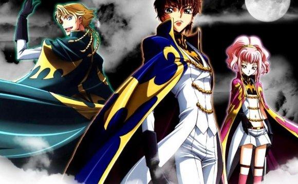 вот она,Сузаку и Джино